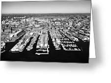 Portland Harbor Greeting Card