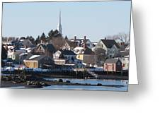Portsmouth, New Hampshire Greeting Card