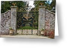 Powerscourt Estate 8 Greeting Card