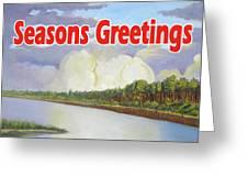 Princess Park Greeting Card