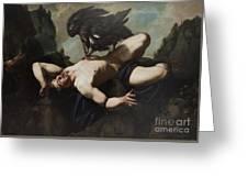 Prometheus  Greeting Card