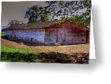 Prosser Barn Greeting Card