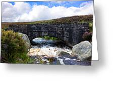 Ps I Love You Bridge In Ireland Greeting Card