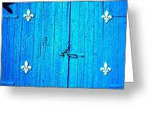 Quebec ... Greeting Card