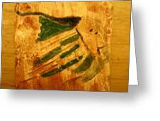Rapture - Tile Greeting Card