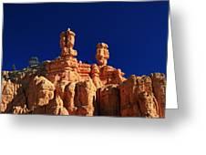 Red Canyon Hoodoos Greeting Card