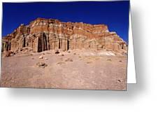 Red Rock Canyon Mojave Desert Greeting Card