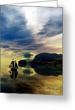 Reflection Bay Greeting Card