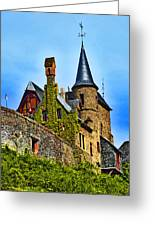Reichsburg Cochem. Greeting Card