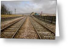 Ribblehead Station Greeting Card
