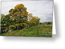 River Swale Greeting Card