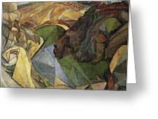 Rivera 10 Diego Rivera Greeting Card
