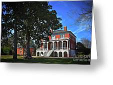 Robert Mills House, Sc Greeting Card