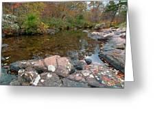 Rocky Creek Greeting Card