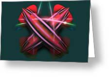 Sabre Dance Greeting Card