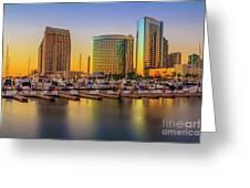 San Diego Greeting Card