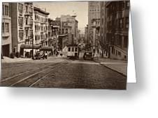 San Francisco 1945 Greeting Card