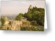 San Marino Greeting Card