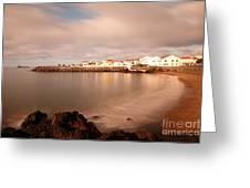Sao Roque At Sunrise Greeting Card by Gaspar Avila