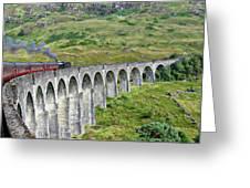 Scottish Highlands Greeting Card