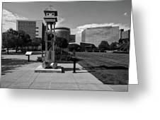 Sculpt Siouxland - Sioux City Greeting Card