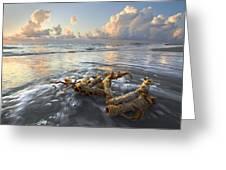 Sea Jewel Greeting Card