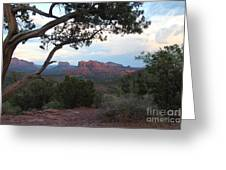 Sedona Greeting Card