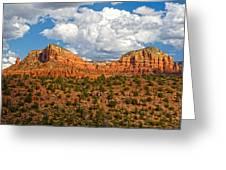 Sedona Mountains Arizona Greeting Card