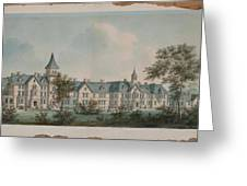 Sheppard Asylum  Greeting Card