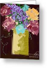 Sienna Floral Greeting Card