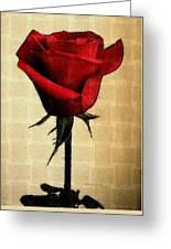 Silent Love Greeting Card