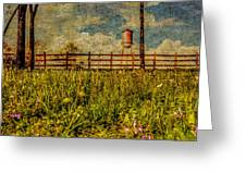 Siluria Cotton Mill Greeting Card