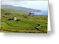 Skellig Ring - Ireland Greeting Card