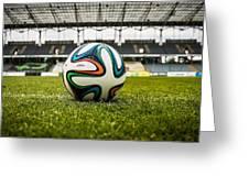 Soccer Greeting Card