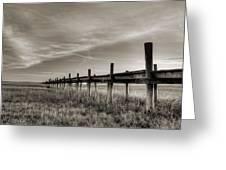 Sol Legare Dock Greeting Card