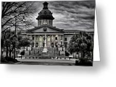 South Carolina State House Greeting Card