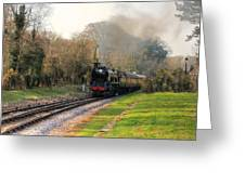 Southern Pacific Greeting Card