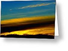 Spokane Sunrise Greeting Card