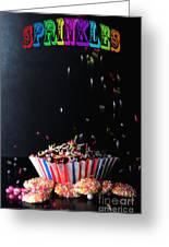 Sprinkles Greeting Card
