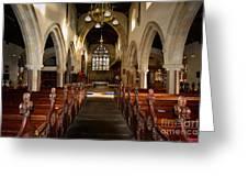 St Andrews Church, Aysgarth Greeting Card