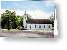 St. Margaret Catholic Church - Springfield Louisiana Greeting Card