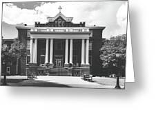 St. Mary's School - Raleigh, North Carolina Greeting Card