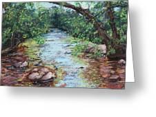 Stephens State Park Greeting Card
