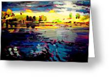 Storms End Greeting Card