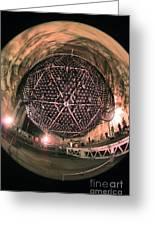 Sudbury Neutrino Observatory Sno Greeting Card