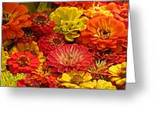 Summer Color Greeting Card
