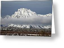Sunrise In Grand Teton National Park Greeting Card by Pierre Leclerc Photography