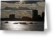 Sunset - 15 Greeting Card