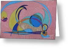 Susan's Prism Greeting Card