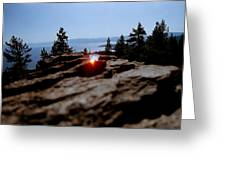 Tahoe Greeting Card
